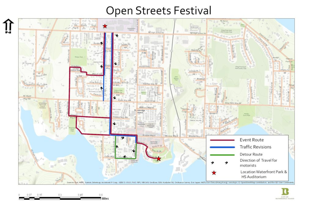 Open Streets Festival – October 6th in Winslow